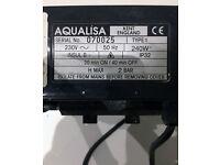 Aqualisa shower pump