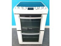 Electric Cooker EKC5544W/FS20433,6 months warranty, delivery available in Devon/Cornwall