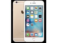 iPhone 6 16GB O2 GOLD
