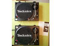Technics 1210 MK2 pair - Great condition