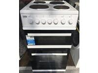 Beko new model 50cm electric cooker free delivery