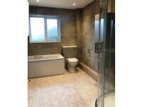 Full Bathroom & Kitchen Instalation