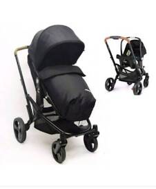 mothercare push chair / stoller / car seat/ travel system xpedio black