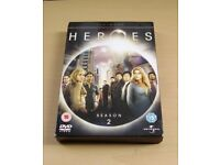 Heroes 2 Box Set, 4 DVD's , All play fine