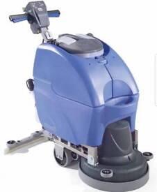 Numatic floor scrubber dryer excellent con
