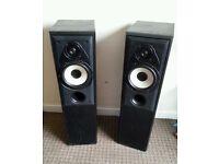 Classic British Mission 703 speakers