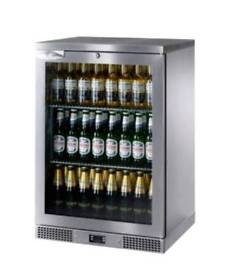 Imc commercial undercounter bottle cooler fully working in excellent condition