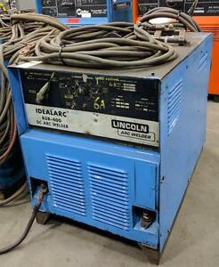 LINCOLN Ideal Arc Welder R3R-400