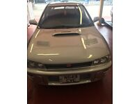 Subaru Impreza sti jdm wrx