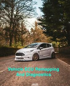 Vehicle Remapping And Diagnostics