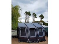 caravan awning westfield carina 350 air
