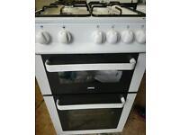 New Zanussi gas cooker 50 cm