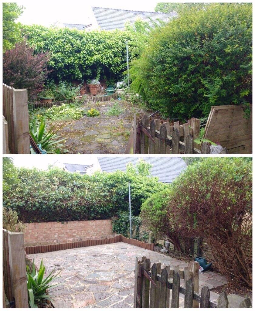 Garden Repairs Services   Sheds, Decking, Fences, Gates, Walls, Steps,