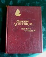 Queen Victoria Her Life and Reign (Salesman Sample Book)