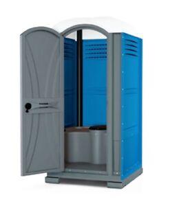 Porta Potty John Portable Toilet Outhouse