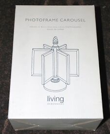PHOTOFRAME CAROUSEL - BRAND NEW