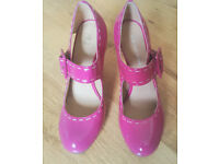KURT GEIGER and CLARKS dressy heel shoes size 5 and 5,5