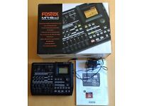 Fostex MR8 MkII Digital Multitrack recorder : original box, manual, psu and 2Gb CF card