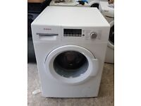FREE DELIVERY Bosch Large 8KG, A+++ energy rated washing machine WARRANTY