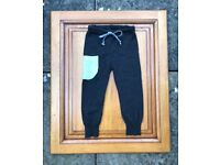 Extra fine merino pants, size 3-4 years, upcycled