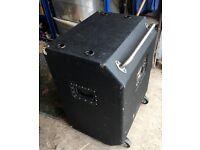 Ampeg SVT 410 HLF bass cabinet