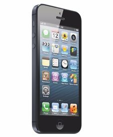 Apple iPhone 5, 16GB - Black - Any Network - Come and Buy in Confidence!!