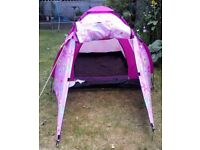 ProAction 2-Man Funky Floral Tent