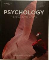 Psychology Cengage Learning Textbook (Intro to Psychology)