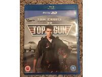 Top Gun - 3D Bluray