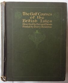 The Golf Courses of the British Isles 1910