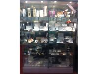 Lots of shop display cabinets to go - condition nearly new