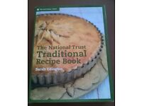 The National Trust Traditional Recipe Book. Sarah Edington. Hardcover