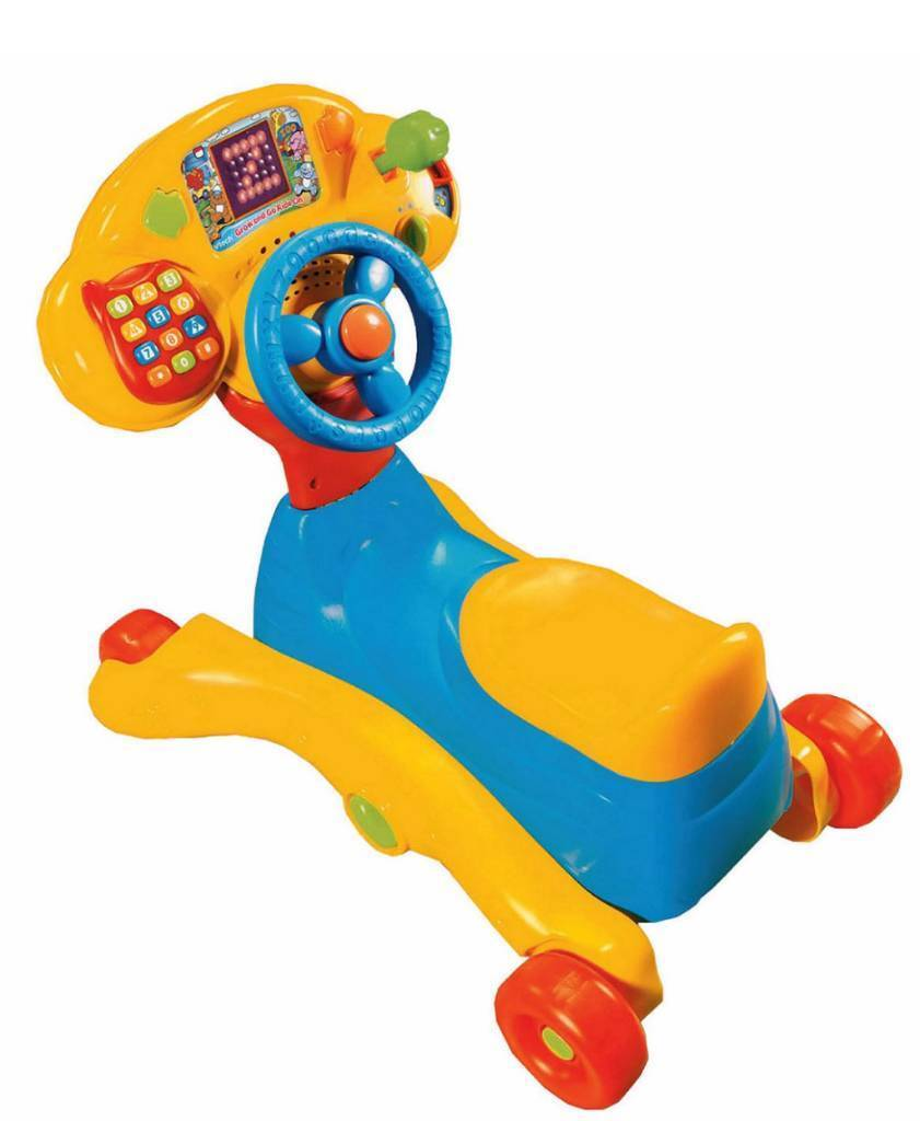 Vtech ride and learn bike