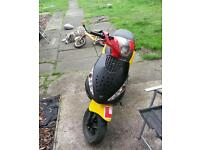 Piaggio zip 70cc 54 plate loads of spares