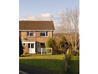 Large 3 bed in tavistock devon ↔ 4+ bed rural/coastal cornwall-all areas if cornwall considered.