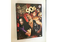 WWE greatest stars of the 90's dvd