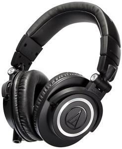 Audio-Technica ATH-M50x (NEUF)