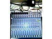 Alesis MultiMix 16 USB 2.0 mixer