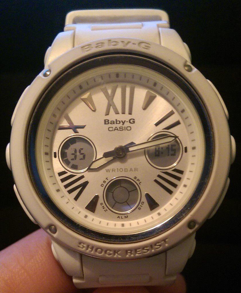 Casio Baby G Digital Bga 152 Watch Excellent Condition Unwanted 230 7b Original Christmas Gift