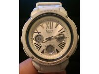 Casio Baby-G Digital BGA-152 Watch (Excellent condition - unwanted Christmas gift)