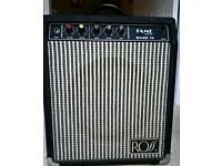 Ross bass amplifier