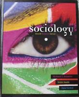 Sociology: Second Canadian Edition. Schaefer,Smith,Grekul