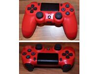 Red PS4 Controller -- Stopped Charging