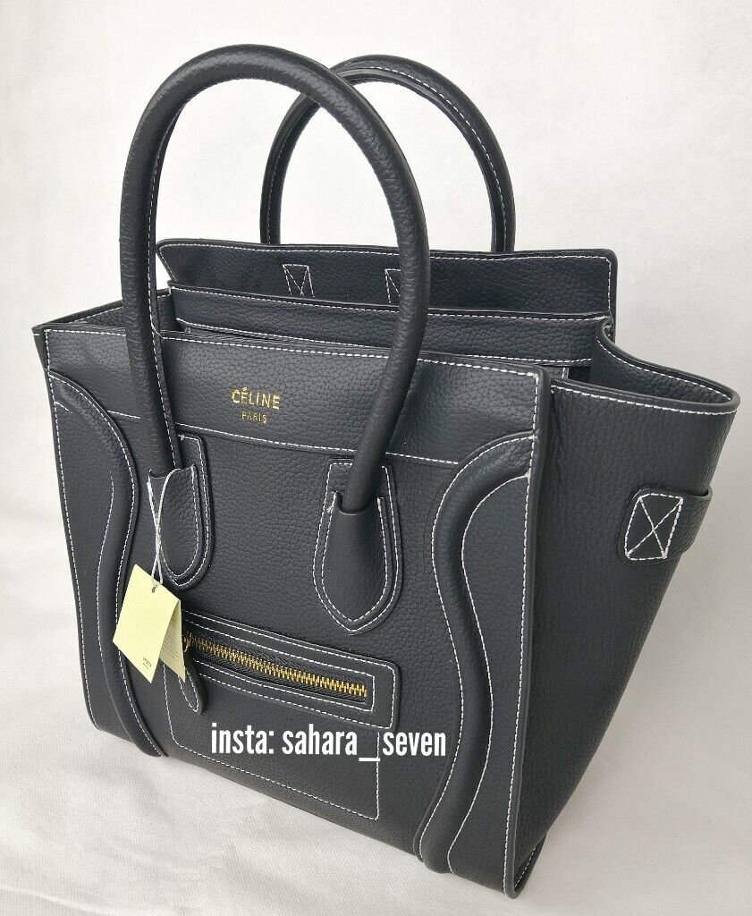 f7a2ccd5a Ladies Celine Bag Lv £75 Handbag Medium Size Leather | in ...