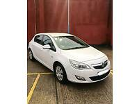 CHEAPEST ON NET!! HPI CLEAR 2011 VAUXHALL ASTRA 1.3 DIESEL IN ICE WHITE £20 ROAD TAX