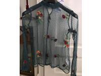 ZARA ladies NEW blouse