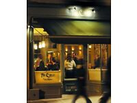 Waitress / Waiter, full time for well-known Bath city centre restaurant