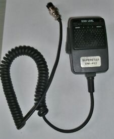 Superstar DM-452 Echo Power Microphone