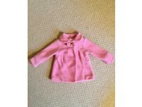 Mothercare Girls Coat up to 86cm