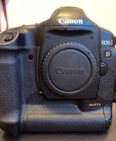 Fully working Canon EOS 1D mkii n
